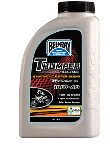 Bel Ray Thumper Racing 4T 10W40 1 liter
