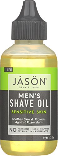 Jason Bodycare Men Shave Oil - Sensitive 59ml