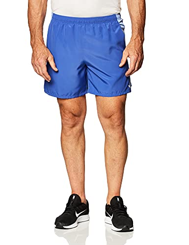NIKE M NK Chllgr Short 7In BF Sport Shorts, Hombre, Astronomy Blue/Royal Pulse/Reflective silv, XL