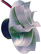 Easyrepuestos Extractor de Humos para Estufa de pellets Fandis VFC2C23 Motor Ecofit 2RECA3 con Encoder Ventilador de 31 mm Rotación horaria