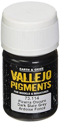 Vallejo Pigments gris ardoise foncé 30 ml