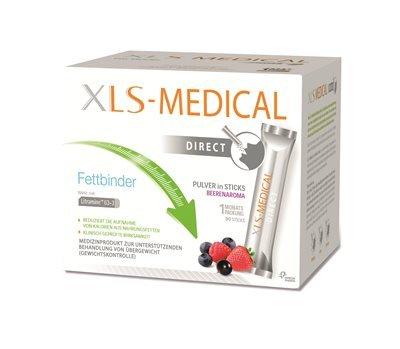 XLS-MEDICAL DIRECT FETTBINDER SACHETS (90 ST)