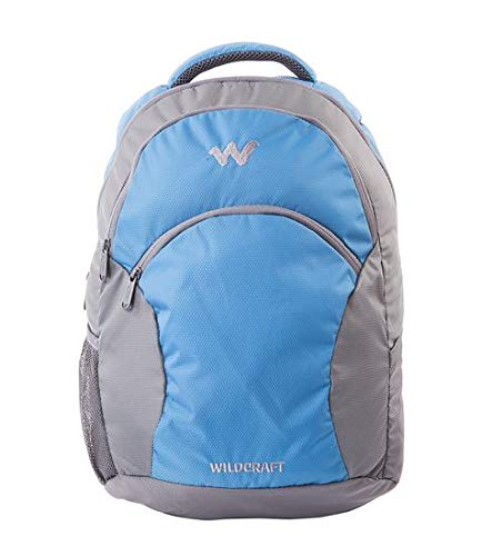 Wildcraft Ace 21 litres Blue Laptop Backpack-(Size:46Hx33Wx15D cms)