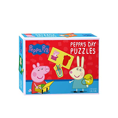 Peppa Pig Puzzel Peppa's Dag