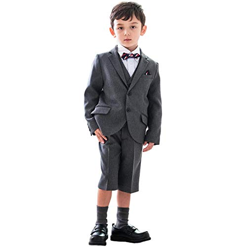 [キャサリンコテージ] 入園式 七五三 卒園式 入学式 ベスト付き スマートスーツ6点セット 男の子 TK19AW6 1...