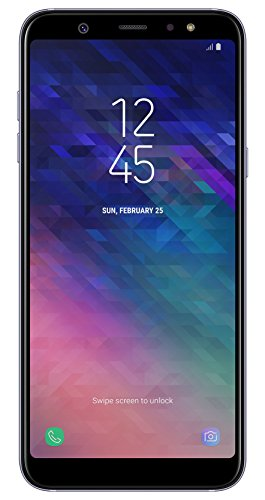Samsung Galaxy A6+ Smartphone Bundle (6,0 Zoll, 32GB interner Speicher) - Deutsche Version