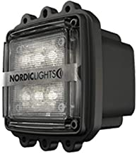 Nordic 24 W (1500 Lm) LED Work Light Portable Tool Work Light Lighting Additional CISPR25 Class 5 IP68 Black