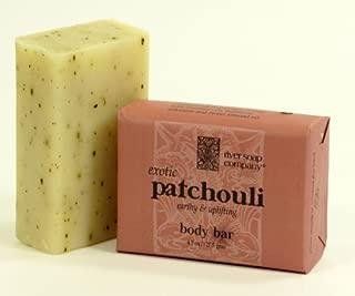 River Soap Company Bar Soap, Patchouli, 4.5 Ounce
