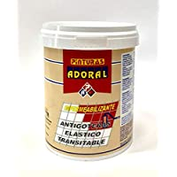 ADORAL - Pintura tela asfáltica líquida 750 ml. TRANSPARENTE