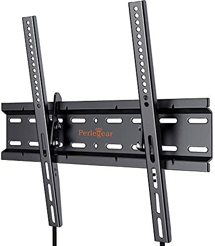 TV Wandhalterung, Neigbare Fernseher Wandhalterung für 26-55zoll TV bis zu 52kg Max.VESA 400x400mm