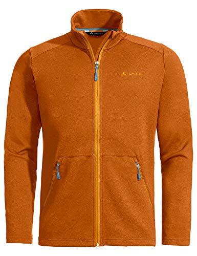 VAUDE Herren Jacke Men's Hemsby Jacket, Fleecejacke, orange madder, 54, 413209825500
