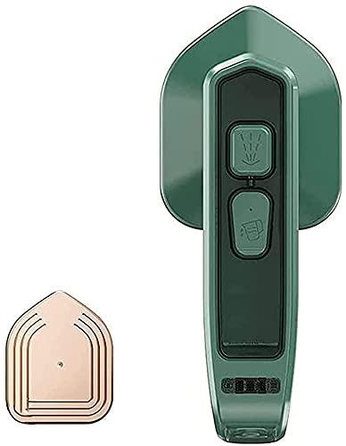 Micro plancha de vapor profesional, mini máquina de planchar portátil, hogar de mano, vaporizador ligero plegable para ropa, adecuado para el hogar y los viajes