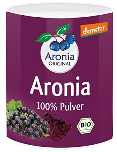 Aronia Original Bio Aronia Pulver demeter FHM (2 x 100 gr)
