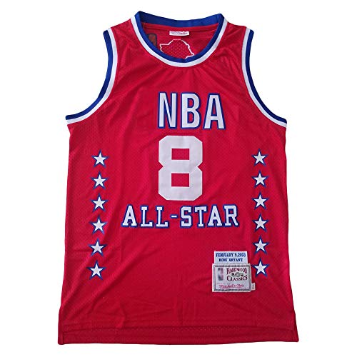 WANLN Camiseta De Baloncesto - NBA Lakers # 8 Camiseta De Baloncesto...