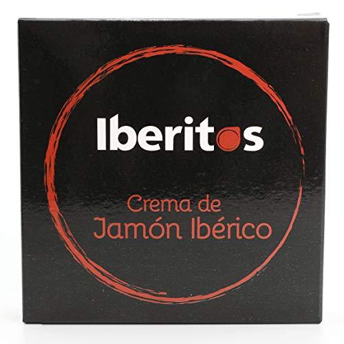 Iberitos - Crema De Jamon Iberico - 1 Lata X 140 Gramos