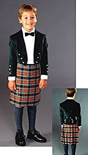 Patterns - Folkwear #154 Child's Scottish Kilt & Jacket