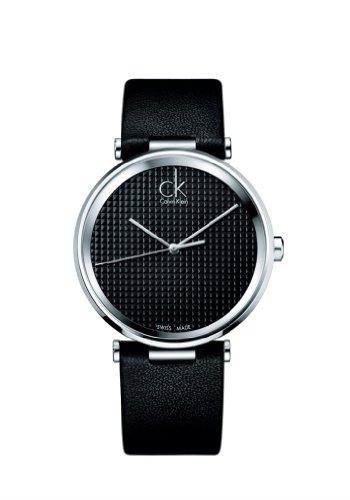 Calvin Klein Analogico al Quarzo Orologio da Polso K1S21102