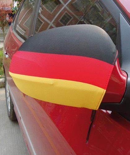 'versiled Drapeau de l'Allemagne \