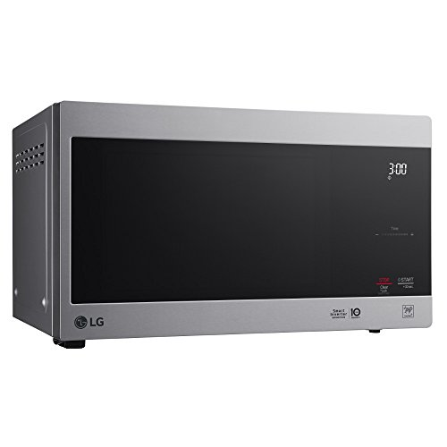 LG LMC0975AST Countertop Microwave Oven, Stainless