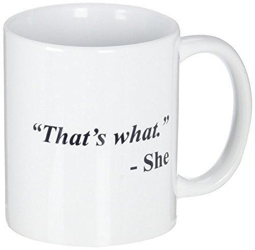 Michael Scott Quote Office Coffee Mug