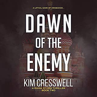 Dawn of the Enemy audiobook cover art