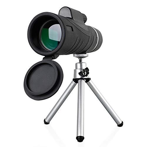Starscope Monocular - Monocular Telescope For Smartphone | Handheld Telescope Camera Lens | Powerful Smart Phone Telescope | Pocket Telescope For Photos | Smartphone Telescope Monocular