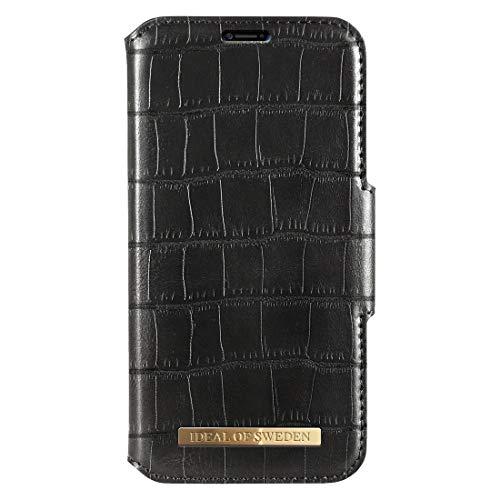 iDeal Of Sweden Wallet für iPhone XR (Masculine Collection) (Capri Black)