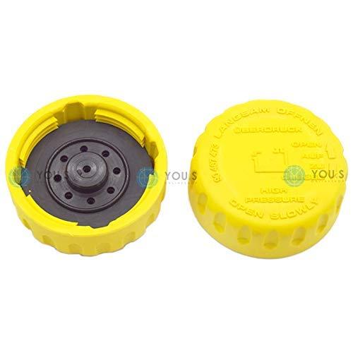 YOU.S Original 90409256 Verschlussdeckel Ausgleichsbehälterdeckel (1 Stück)