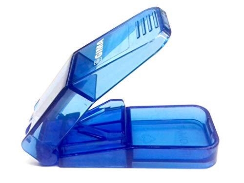 Tagliapillole, taglia in due o quattro qualsiasi pillola, prodotto in Europa