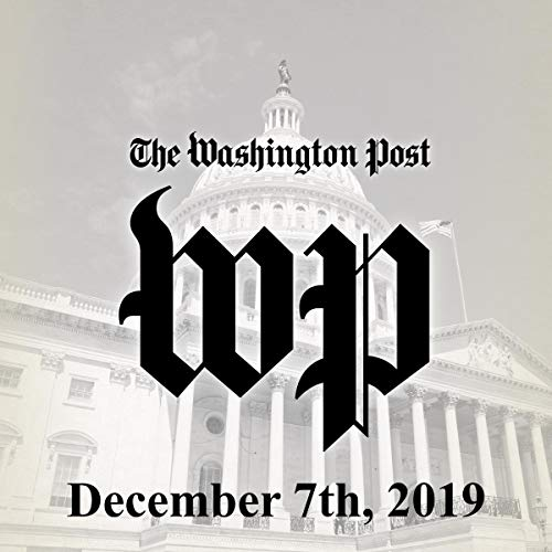December 7, 2019 copertina
