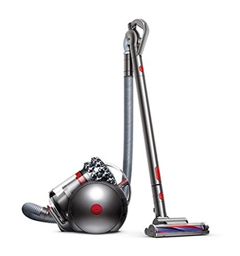 Dyson 215274-01 Cinetic Big Ball Absolute Staubsuager, 1.6 liters, Nickel