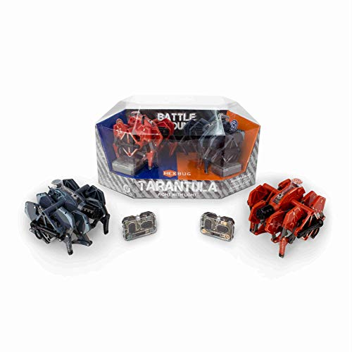 HEXBUG 501129 - Battle Ground Tarantula Twin Pack, Elektronisches Spielzeug