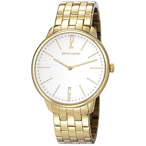 Pierre Cardin Reloj de Hombre Reloj de Pulsera la Gloire Acero Inoxidable pc106991F09