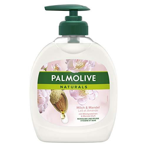 Palmolive Naturals Milch & Mandel Flüssigseife, 300ml