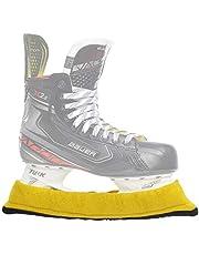 SHERWOOD Badstof - schaatsbeschermers voor ijshockey- en schaatsen met versterkte looprails, 2 stuks
