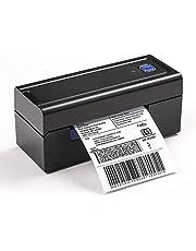 MUNBYN Impresora de Etiqueta Térmica, Impresora de Recibos, Ticketera de Pegatina Comercial de Alta Velocidad, Papel Máximo al 4 x 6, ESC/POS USB Compatible con Windows/Mac