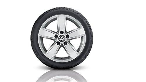 VW WKR Corvara 6,0 x15 ET 47, 195/65 R15 95T XL Continental WinterContact TS 860-5K0073625G8Z8