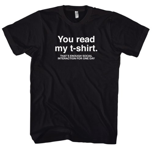 Geek Social Interaction - Science - Physics - Nerd 700762 Herren T-Shirt
