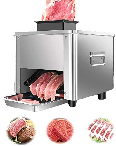 Marada Meat Cutter Machine Commercial Electric Meat Grinder Machine Slicing Shredding Cutting product image