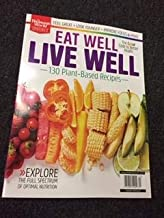 Woman's World Eat Well Live Well Magazine 2019 Plant Based Recipes