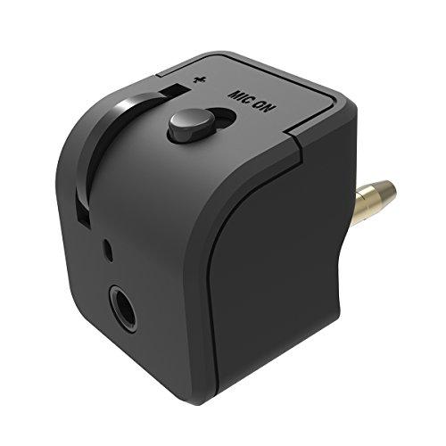 CAPCY CHAT'N SOUND mit oder ohne Headset chatten, inkl. eingebautem Mikrofon, Lautstärkeregler und Stummschalter für PlayStation 4