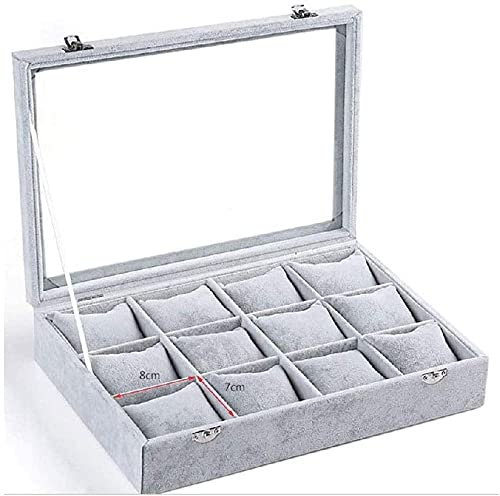 Caja de capas para joyas, organizador para pendientes, anillos, collares, pulseras, almacenamiento, Navidad, cumpleaños, para mujeres y niñas