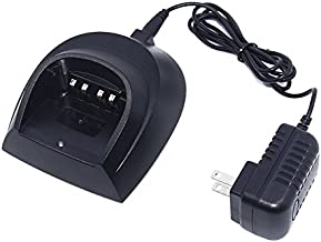 Original TYT Desktop Charger with AC Adapter with plug for Two-Way Radio TYT TH-UV8000D TH-UV8000E TH-UV8000SE Walkie Talkie Ham Transceiver