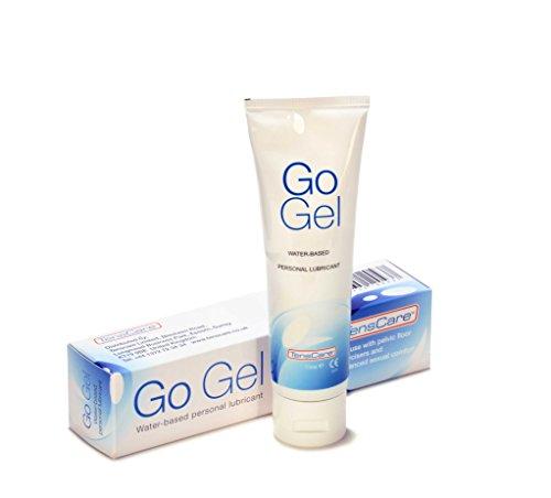 TensCare Gleitgel auf Wasserbasis, 50 ml
