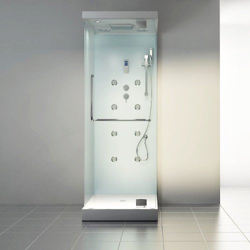 Home Deluxe Design M Duschtempel, inkl. Dampfdusche - 3
