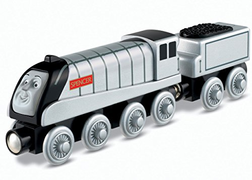 Mattel Trenino Thomas Fisher Price Y4074 - Veicolo Spencer Large