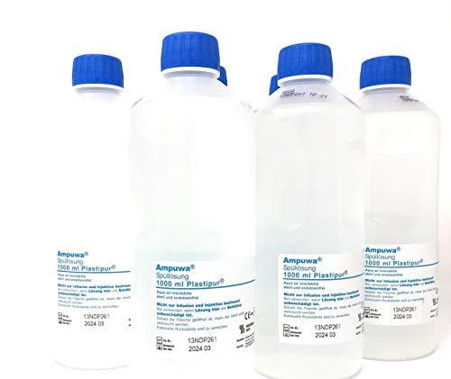 Ampuwa f�r Sp�lzwecke Plastipur, 6X1000 ml