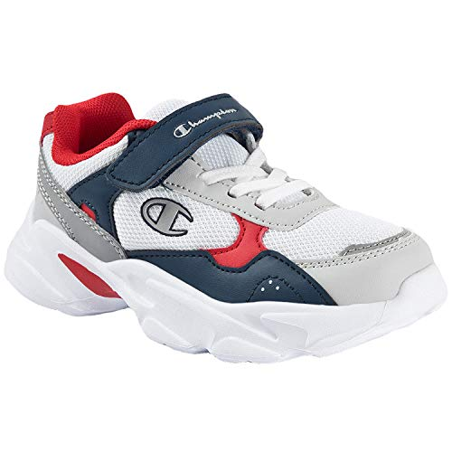 Champion Philly S31932 Kinder Sneaker, rot, Gr. 33