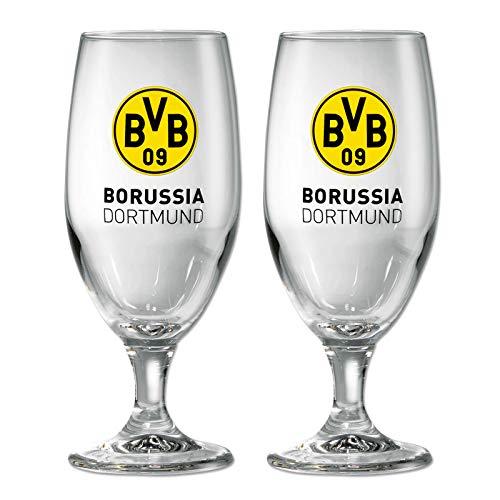 BVB-Pilstulpe Emblem (2 Stück) one size