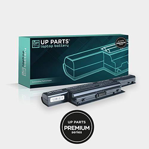 UP PARTS® Marchio e Azienda Italiana - UP-E-R4741 - Batteria 10,8V, 4400mAh, 47,5Wh per Acer AS10D31 AS10D3E AS10D41 AS10D51 AS10D61 AS10D71 AS10D73 AS10D75 AS10D81